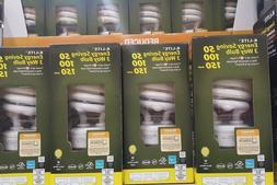 K-LITE ENERGY SAVING 3 WAY LIGHT BULB 50-100-150 ~ 32.5 WATT