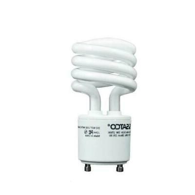 Satco S8226 13 Watt  880 Lumens Mini Spiral CFL Neutral Whit