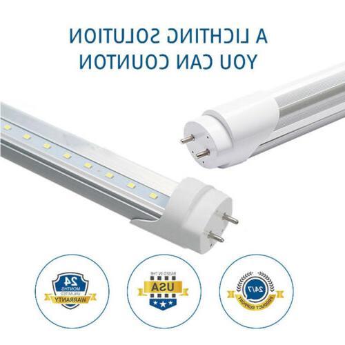 10-100pcs LED Fluorescent Replacement Light Bulbs