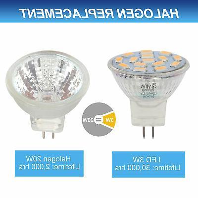 Lighting® MR11 12V 3000K
