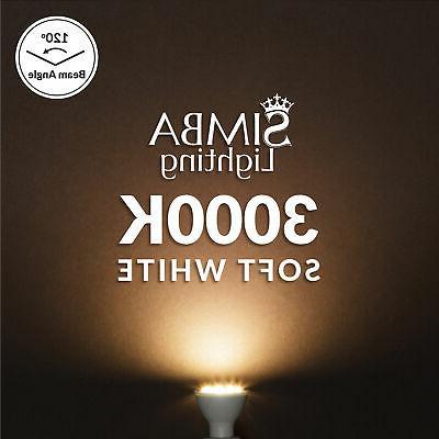 Simba Lighting® MR11 12V 3W 20W Replacement 2-Pin Light 3000K