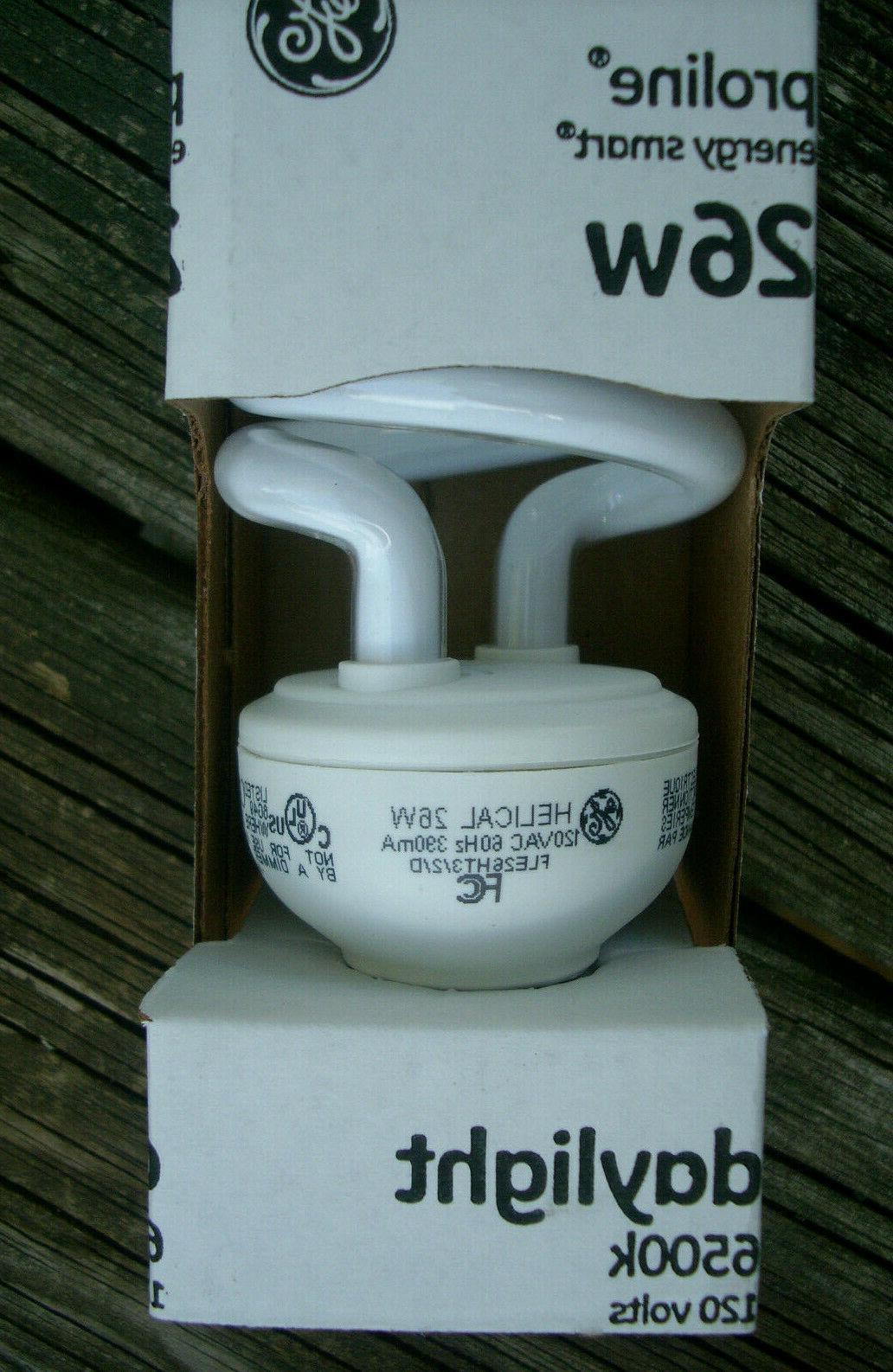 10-Pack DAYLIGHT CFL Bulbs 26W 1600 Lumens NEW
