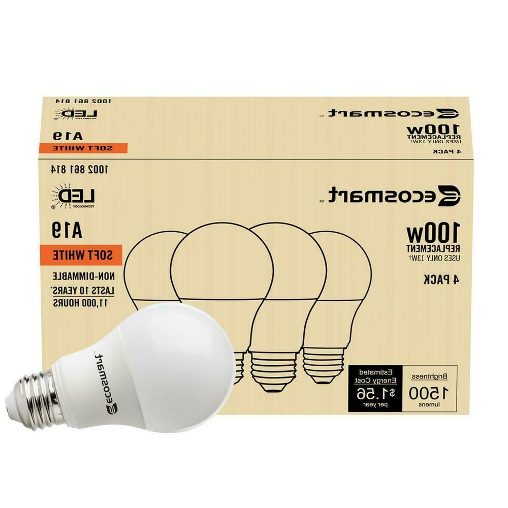 EcoSmart Equivalent Non-Dimmable Light Soft