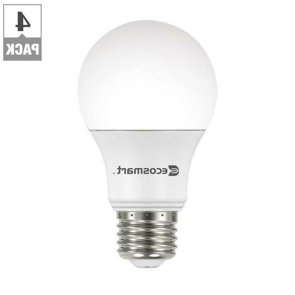EcoSmart Non-Dimmable LED Bulb Soft White