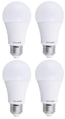 Bioluz LED 100W Dimmable LED Light Bulbs, Natural White 4000