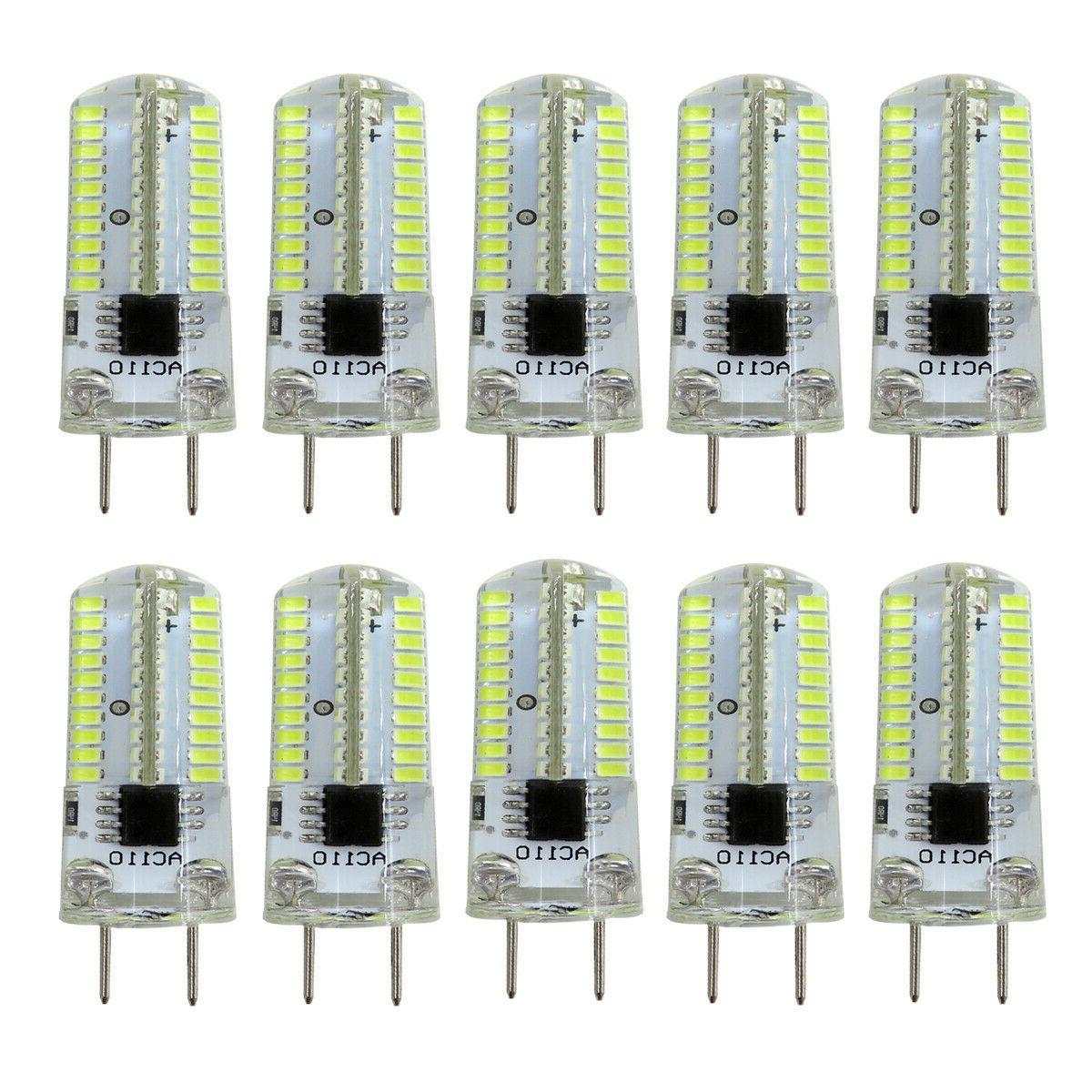 10pcs g8 bi pin t5 80 3014