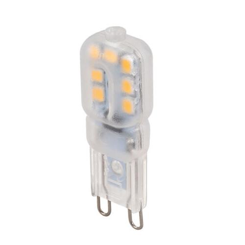10pcs G9 5W Dimmable for Lamps AC220-240V