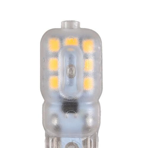 10pcs G9 Dimmable Bulb Replacement for