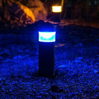 10X LED landscape fits all T10 DC. Remote
