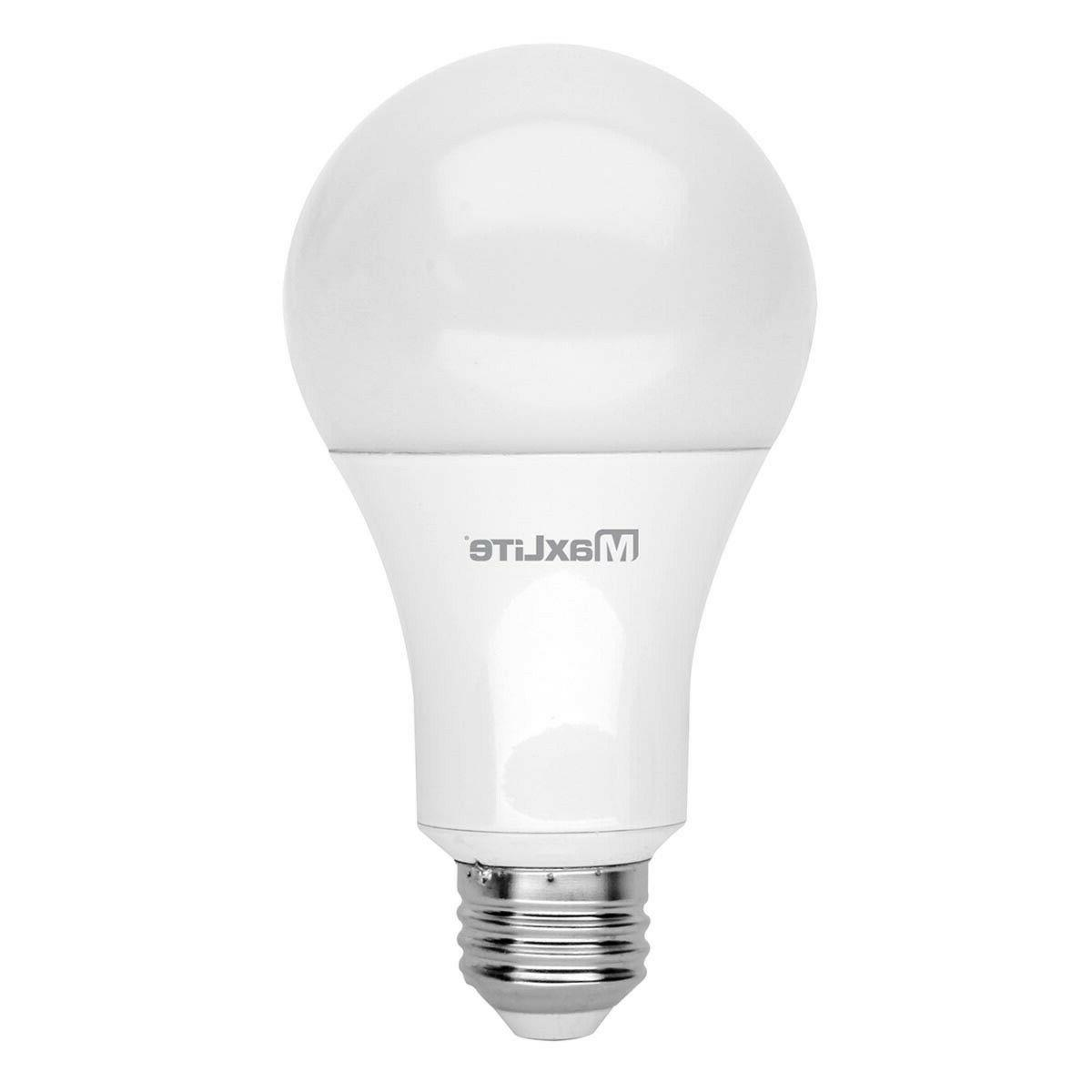 4 Bulbs 9w Soft Dimmable