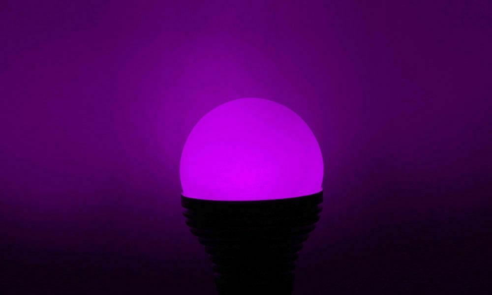 16 Color Changing Magic Light 3W LED Bulb + Wireless Remote Control