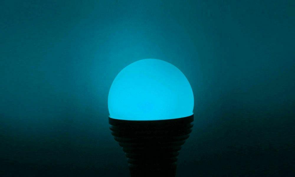 16 Light LED Lamp Wireless Remote