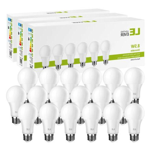 18 A19 Dimmable LED Bulb Lamp 8.5W 800lm