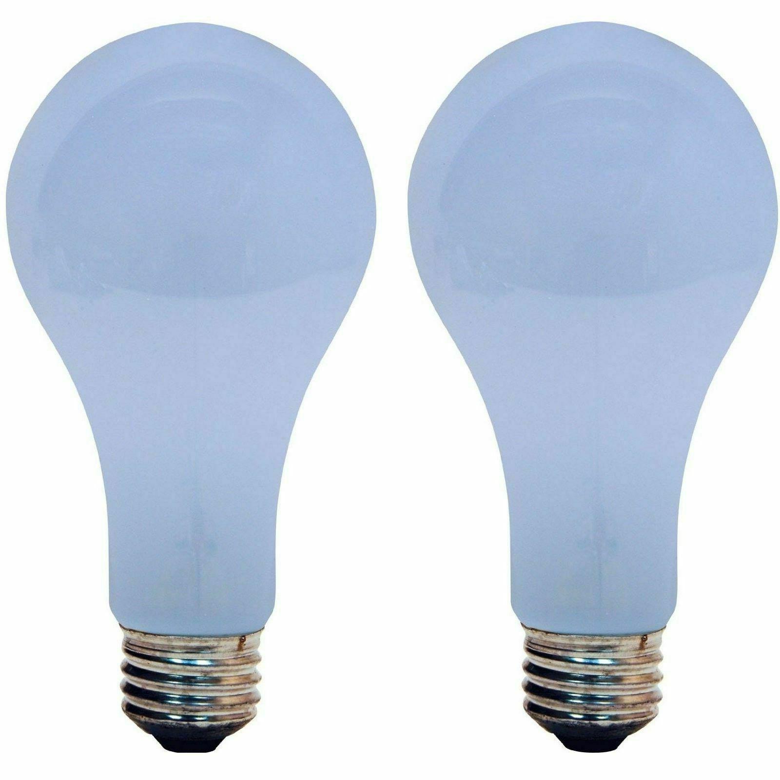 2 GE 97785 50/100/150-Watt A21 3-Way Reveal Light 2