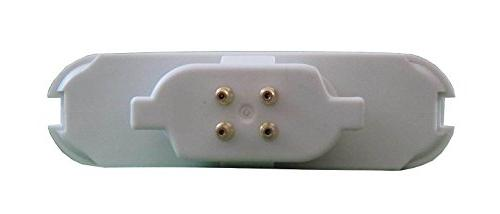 STERL 2 FML27/65 FML 27 Watt Quad Light Bulbs, Temperature, GX10q-4