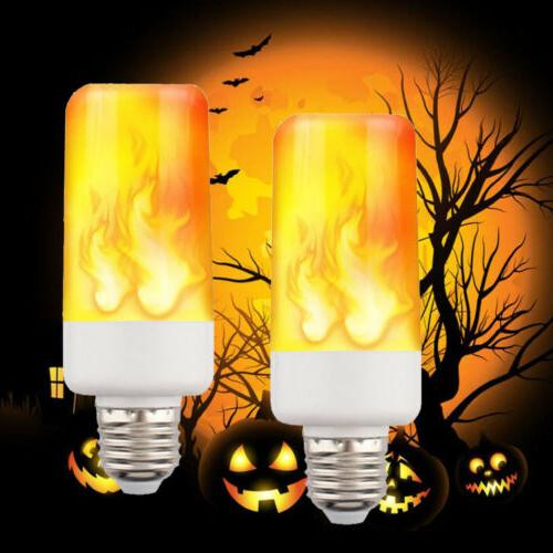 2-PACK LED Fire Light Flickering Simulated
