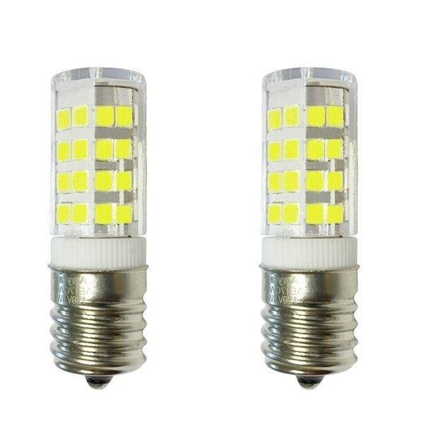 2 pack appliance refrigerator led light bulbs