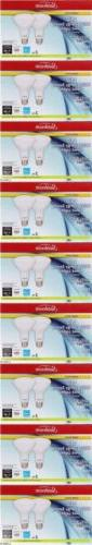 18 White Dimmable Sunbeam LED Flood Light Bulbs 65W Replacem