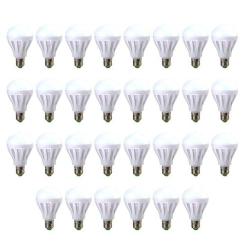 20 pack led 75w 9w daylight 75