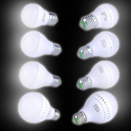 3-20 Pack LED Bulbs 100 3200K