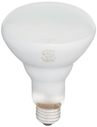 Philips 248872 Soft White 65-Watt BR30 Indoor Flood Light Bu