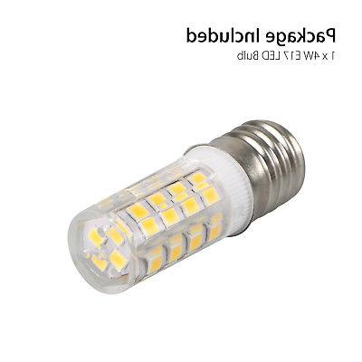 1/2PCS LED Bulb Microwave Oven Light 4W Natural 6000K Light