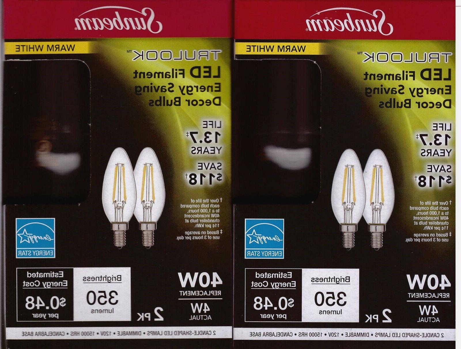 4 E12 Candle Light
