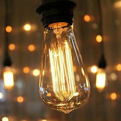 Edison Light Bulb Antique 60W E26