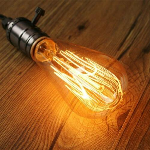 Vintage Light Bulb Classic Filament Incandescent Antique