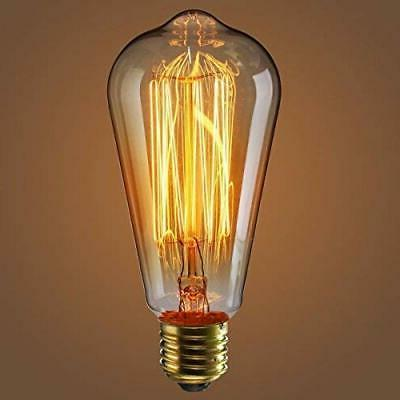 Vintage Edison Bulb Antique 60W