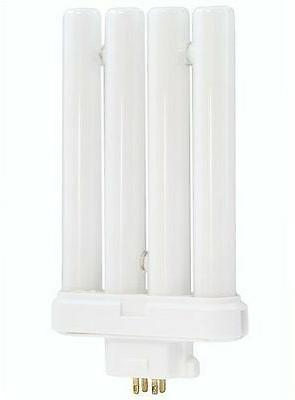 27 Pins Quad Tube Fluorescent Cool Daylight Lamp 6500K