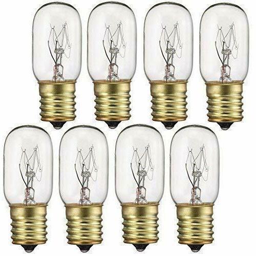 40W Appliance Light Bulb T8 Tubular Incandescen Light Bulbs