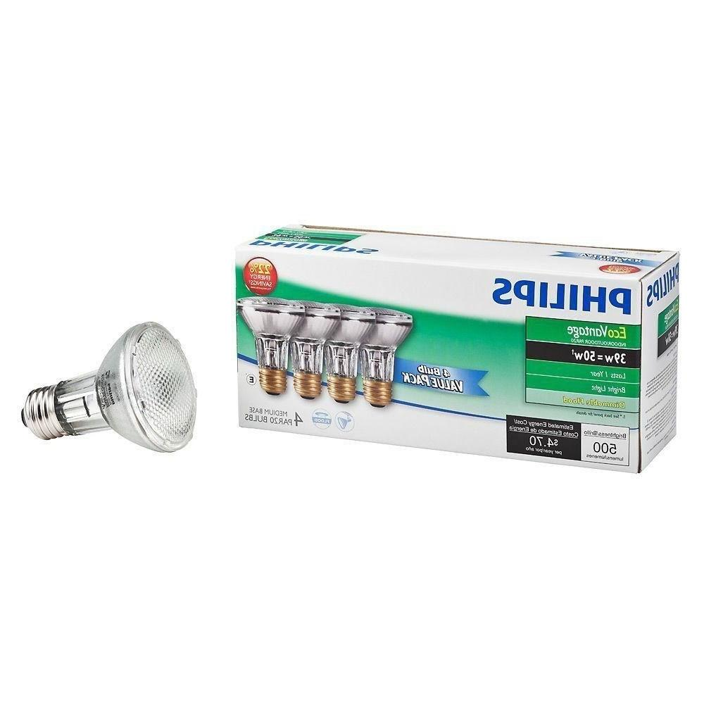 Philips 39-watt EcoVantage Dimmable Flood Light Bulb,