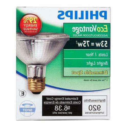 Philips 53-watt Dimmable Halogen Light