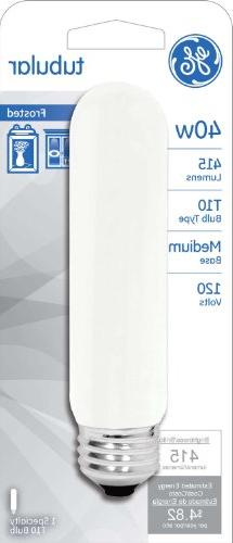 GE Lighting 45145 Tubular, T10 Light Bulb