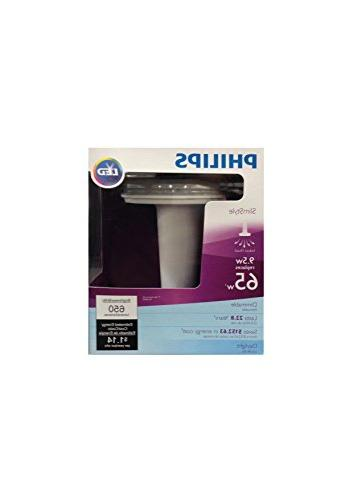 Philips Equivalent Slim BR30 LED Dimmable Bulb