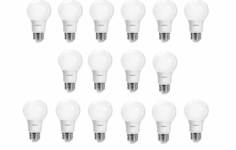 Philips 466300 60W A19 LED Soft White 2700K Energy Star Ligh