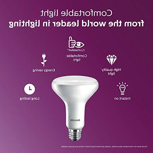 Dimmable 2700-Kelvin, 11 Flood Bulb White, Piece