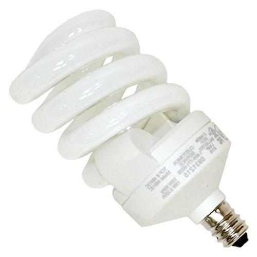 TCP 48913C35K 13-watt 3500-Kelvin Full Springlamp CFL Cande