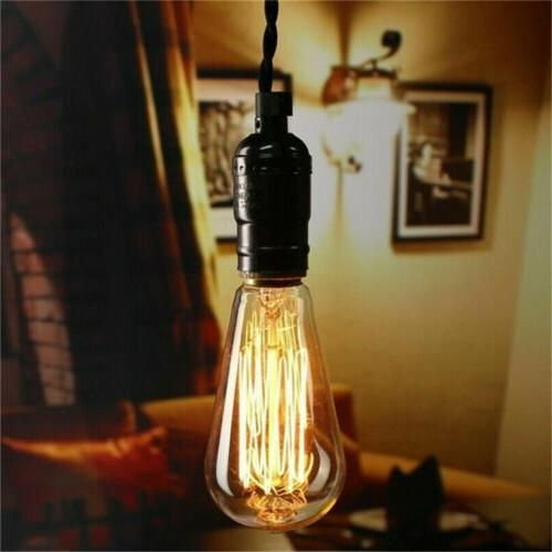 4Pack Bulb Antique E27
