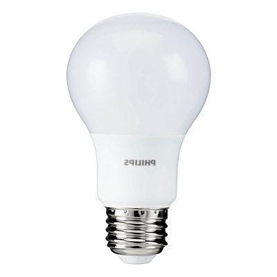 Philips Watt 40W Replacement 450 Soft White LED Bulb, 8