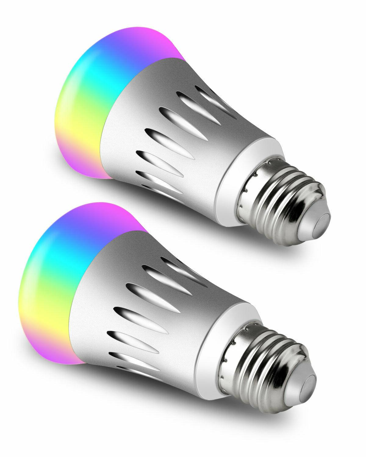 WiFi Dimmable Switch LED Lamp For Google Home /Alexa/IFTTT