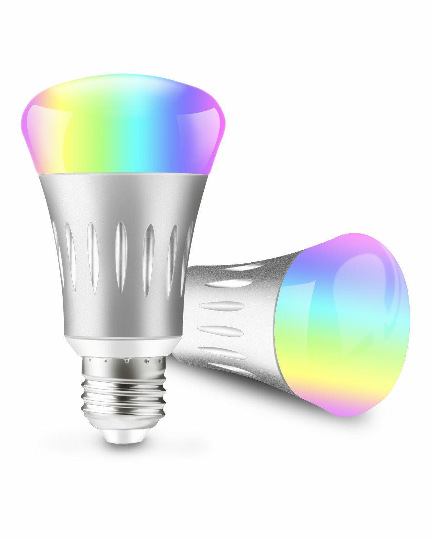 WiFi Smart Bulbs LED Switch /Alexa/IFTTT