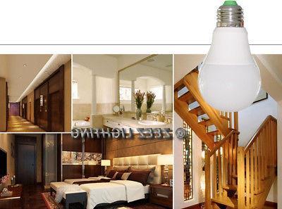 5W 7W 9W LED A19 E26 Bright White Daylight Lamp
