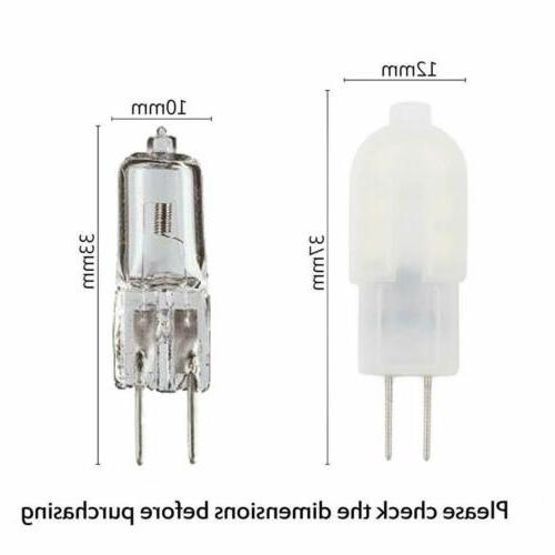 5W G4 LED Bulb 12V Warm White