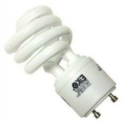 new 13w cfl mini spiral gu24 base