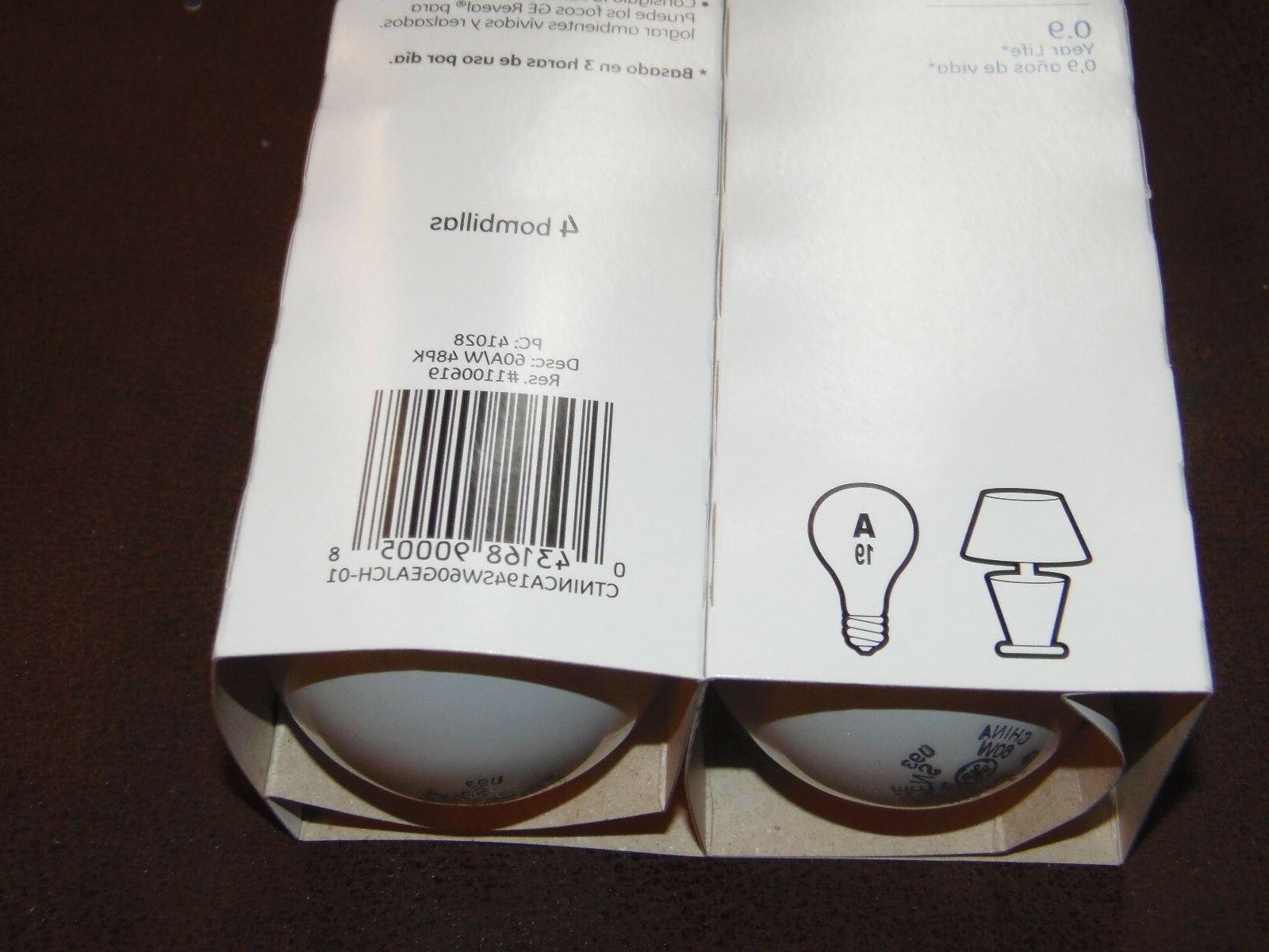 32 - GE Light Bulbs, A-19