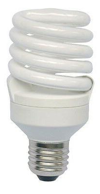 6- NEW GE Fluorescent T2 CFL Light Bulb 23 Watt = 100W ENERG