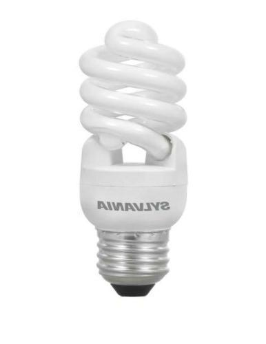 SYLVANIA 6-Pack Spiral CFL