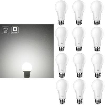 60 watt equivalent a19 led light bulb